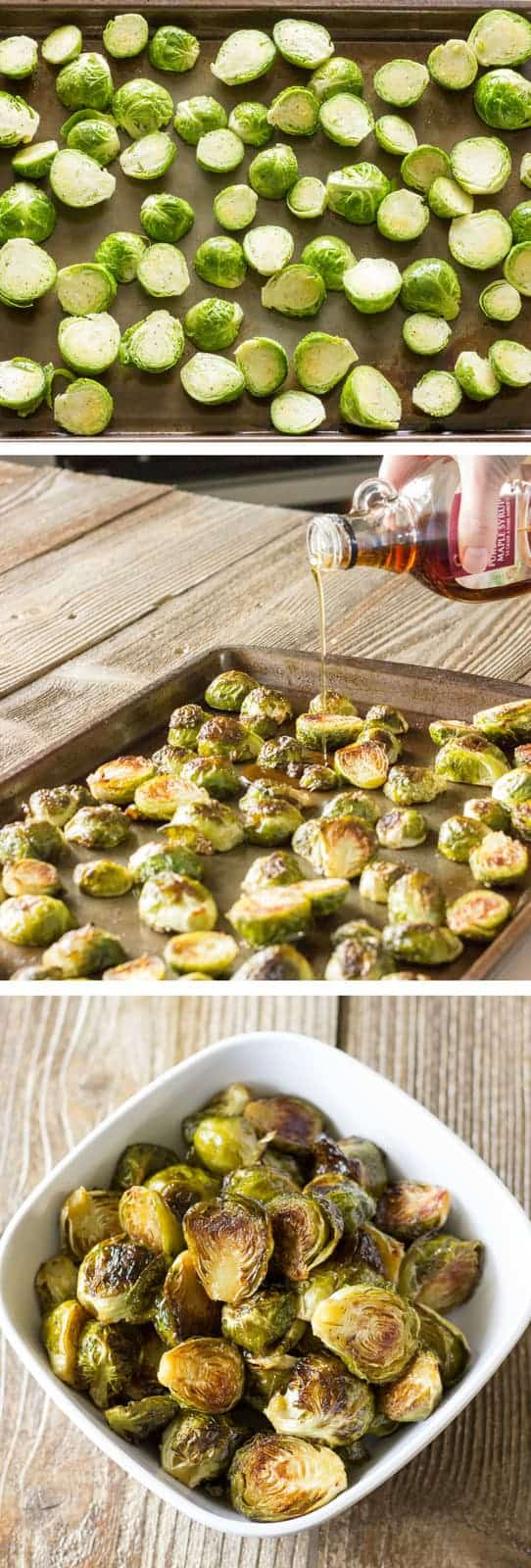 If you don't think you like Brussels sprouts, try these. I bet you ...