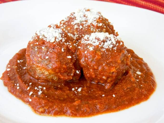 Crock Pot Meat Balls