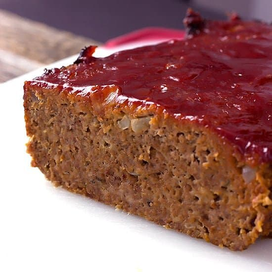 The Best Classic Meatloaf recipe