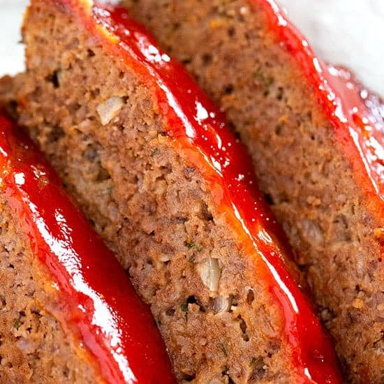 The Best Classic Meatloaf