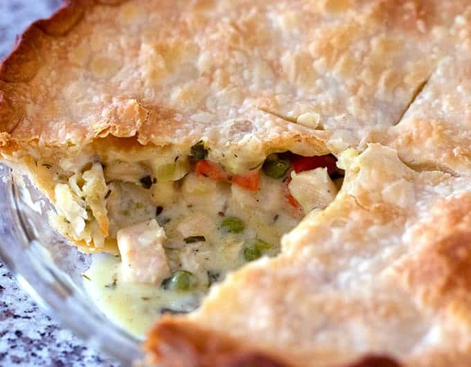 The Best Classic Chicken Pot Pie The Wholesome Dish