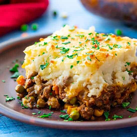 The Best Classic Shepherd's Pie
