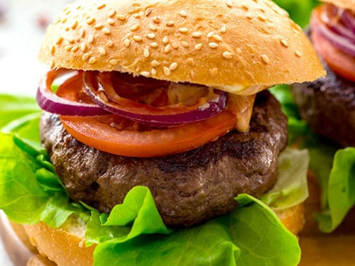 The Best Classic Burger Recipe
